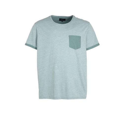URBN SAINT T-shirt lichtgroen