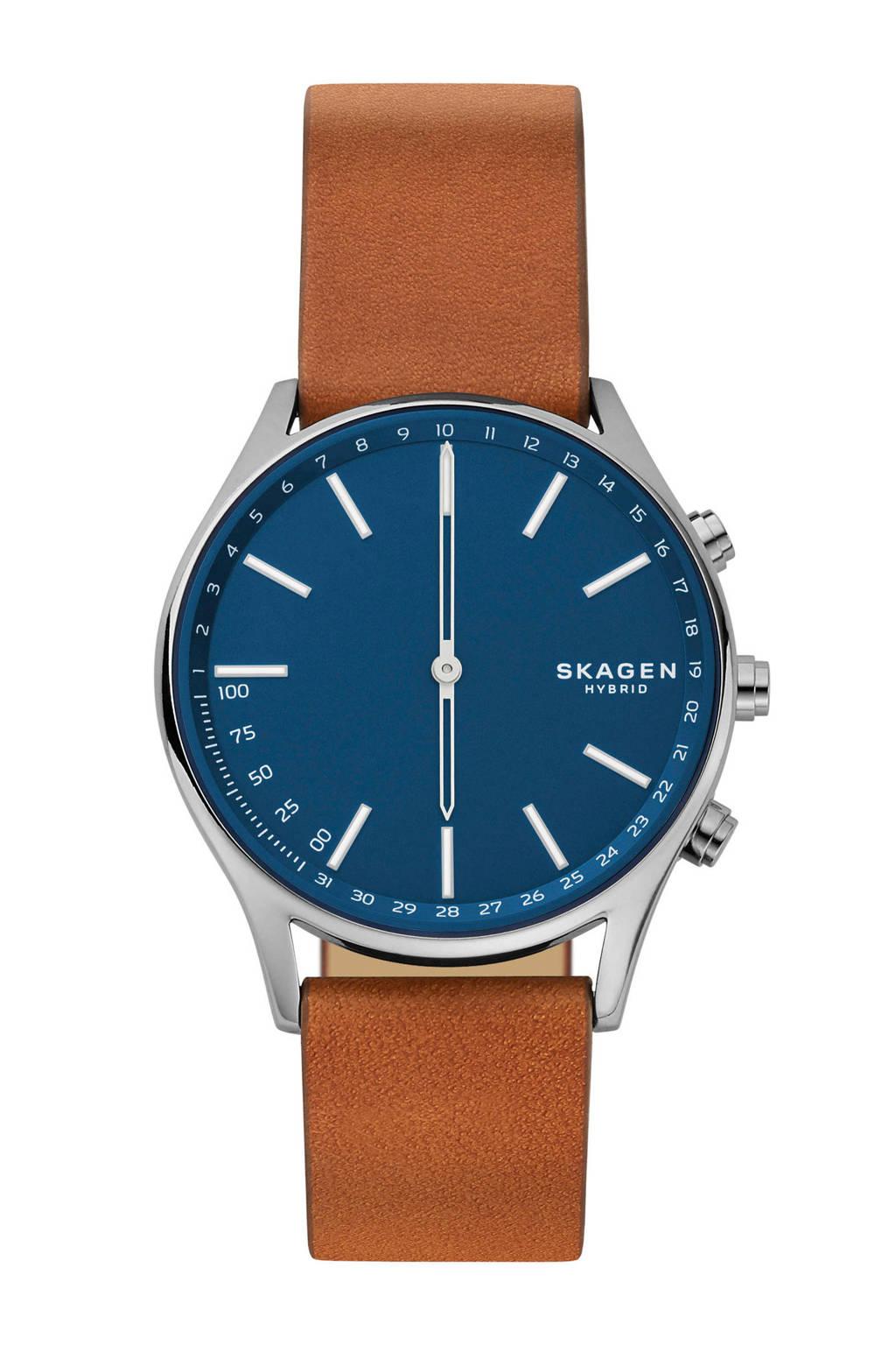 Skagen Holst heren Hybrid smartwatch SKT1306, Blauw
