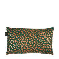 KAAT Amsterdam sierkussen Felidea (30x50 cm), Groen