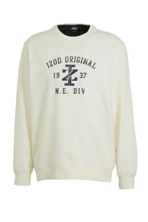 sweater met logo vanilla ice