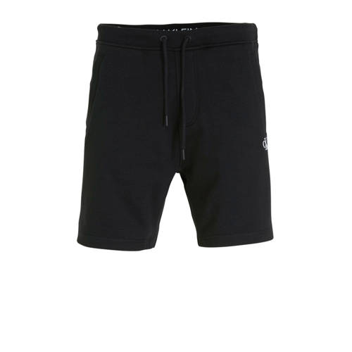 CALVIN KLEIN JEANS regular fit sweatshort met logo