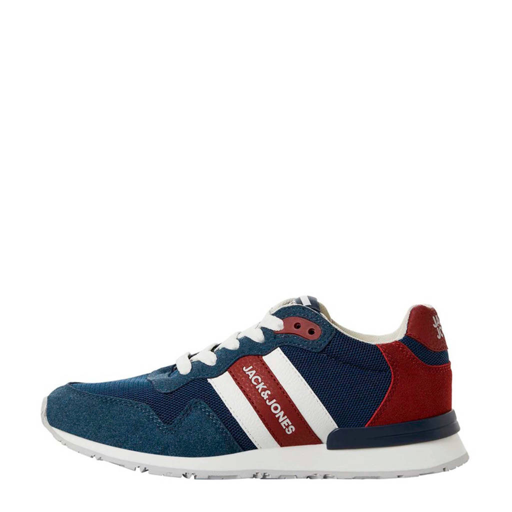 JACK & JONES JUNIOR JRSTELLAR  sneakers blauw, Blauw