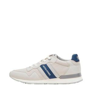 sneakers beige/blauw
