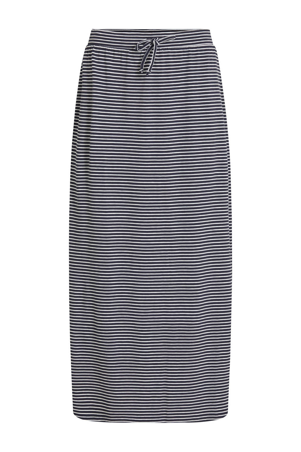 Fonkelnieuw OBJECT gestreepte rok blauw/wit | wehkamp UO-53