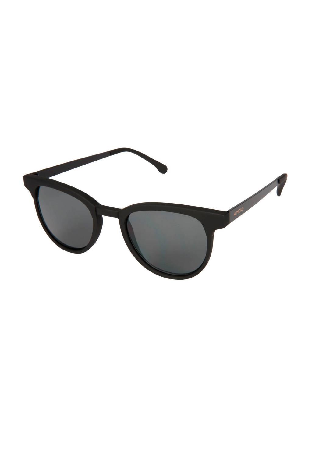 Komono zonnebril Francis zwart