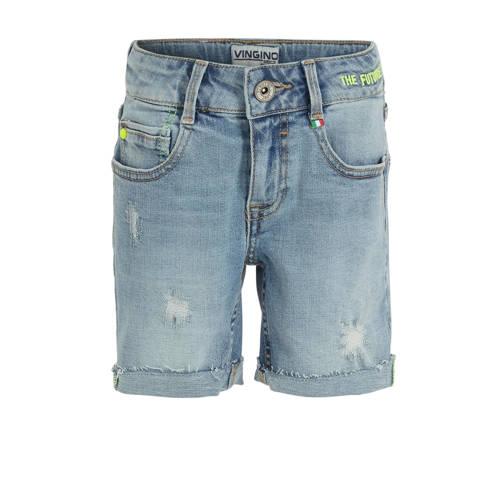 Vingino jeans bermuda Cestival light vintage