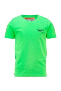 Vingino T-shirt Hangu neon groen, Neon groen