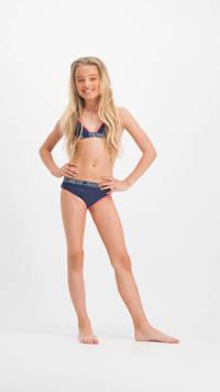 Vingino triangel bikini Zorfy marine, Donkerblauw/rood