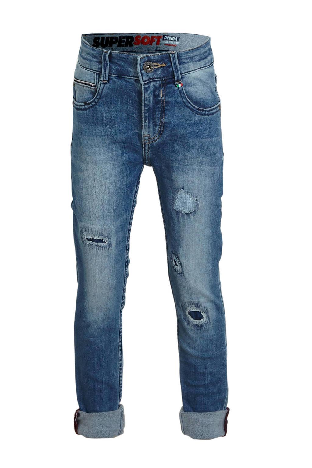 Vingino skinny jeans Albertino light denim, Light denim