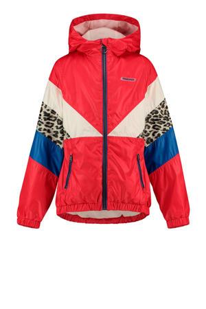 zomerjas Tenva rood/blauw/wit