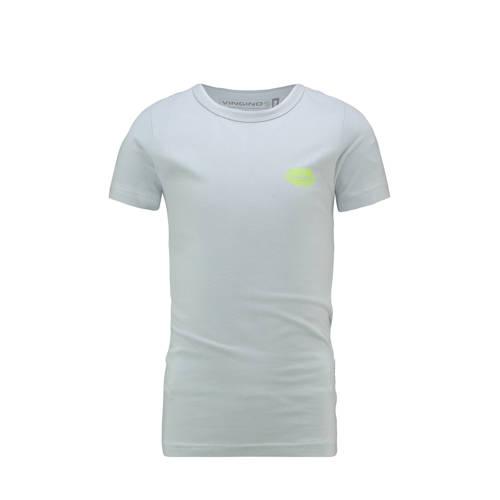 Vingino T-shirt Heag lichtgrijs