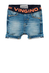 Vingino jeans bermuda Coos mini blue vintage