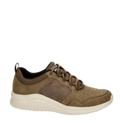 Skechers sneakers bruin