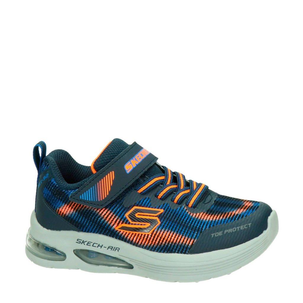 Skechers Skech-Air Dual  sneakers blauw/oranje, Blauw/oranje