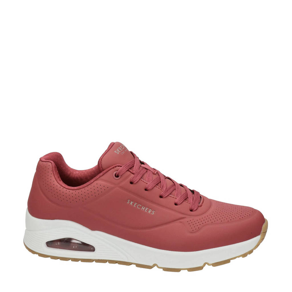 Skechers Stand On Air  sneakers rood, Rood