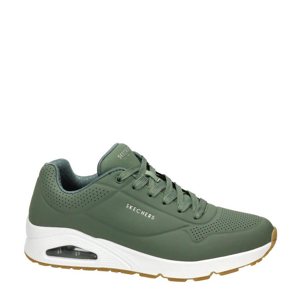 Skechers Stand On Air  sneakers groen, Groen