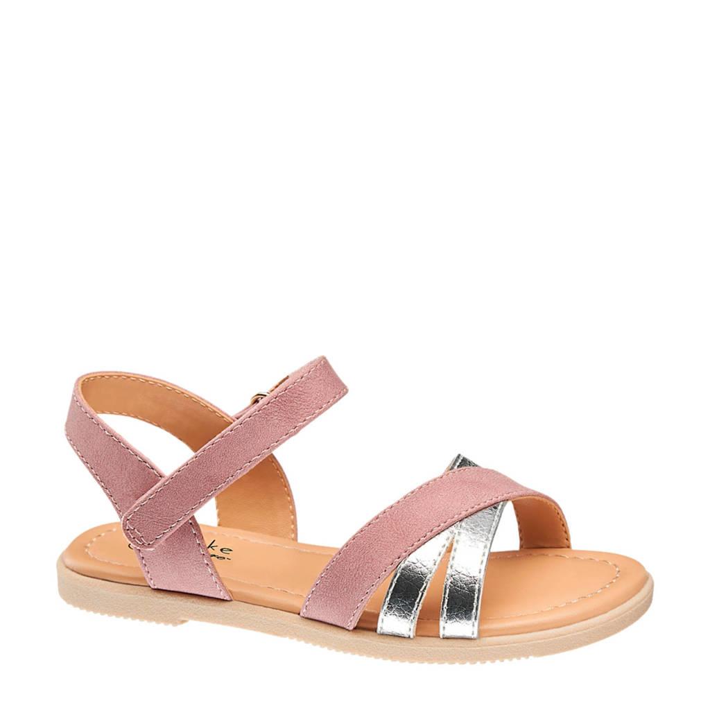 Cupcake Couture   sandalen roze/zilver, Roze/metallic