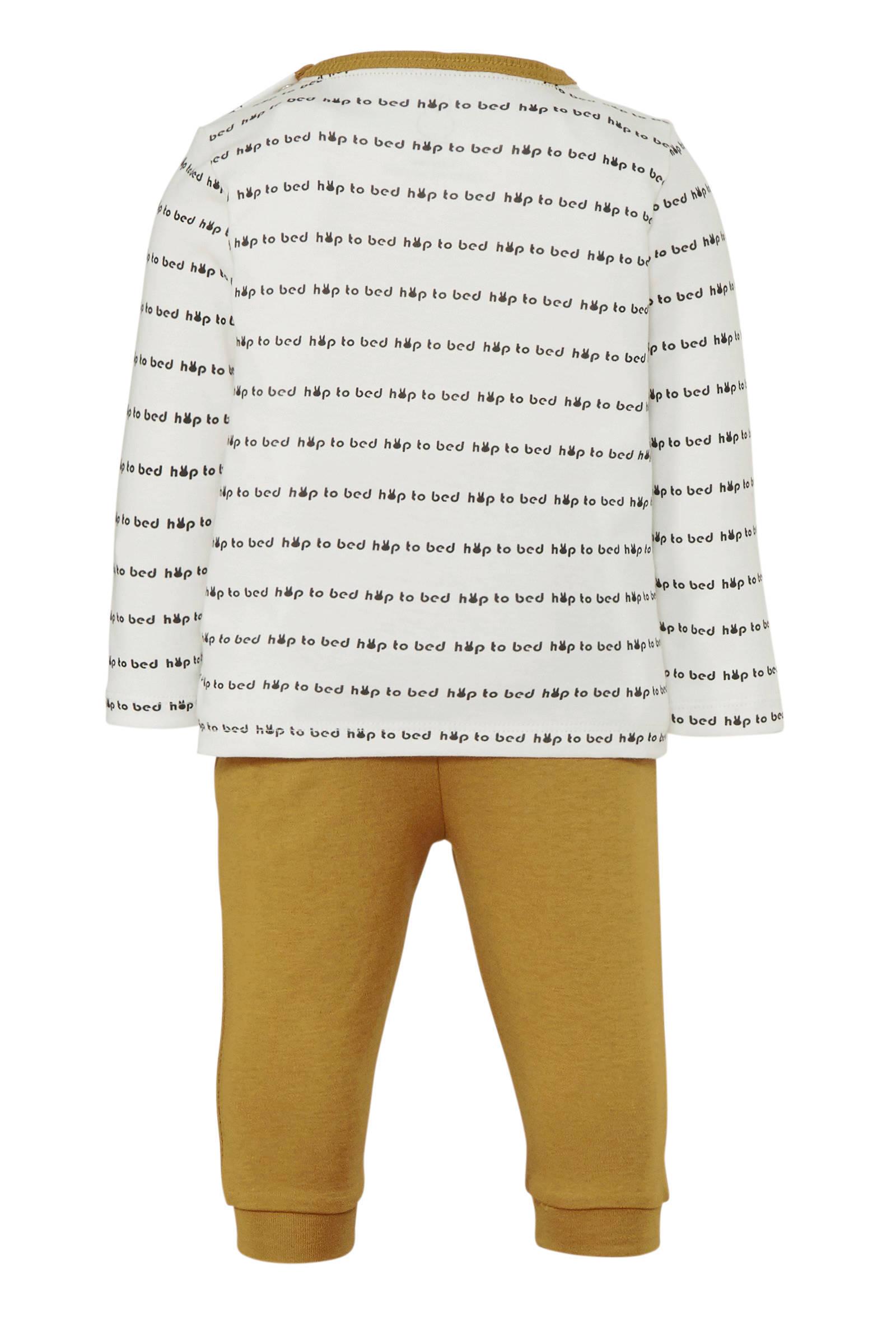 C&A nijntje pyjama nijntje witbruinzwart | wehkamp