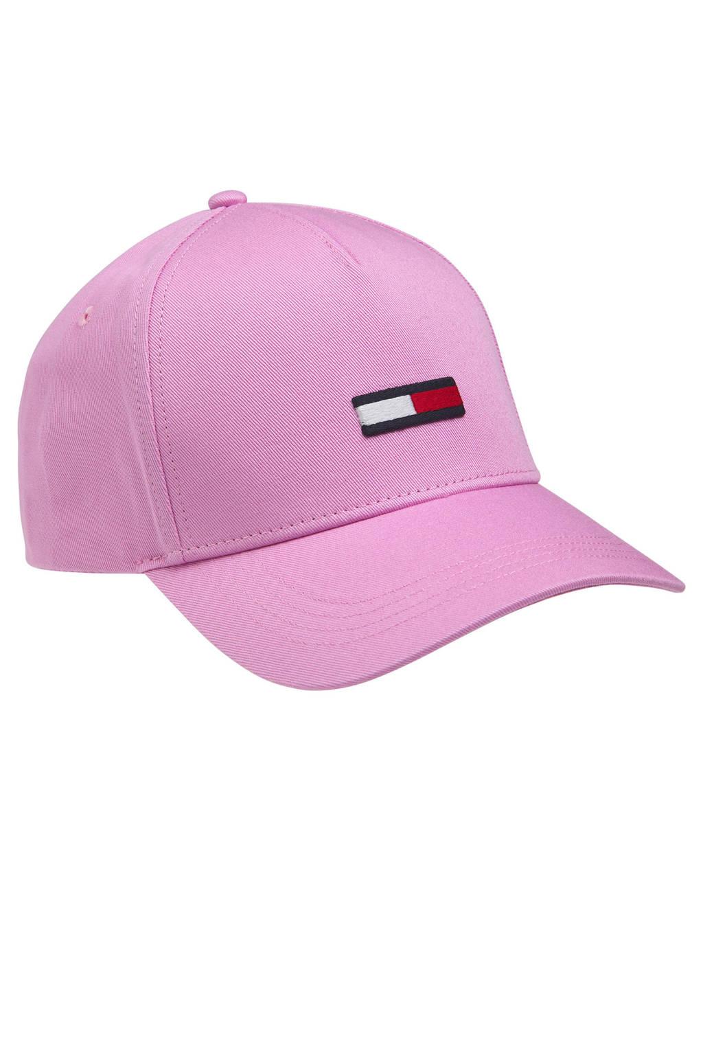 Tommy Hilfiger pet TJW flag roze, Roze