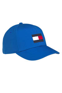 Tommy Hilfiger pet BIG FLAG blauw, Blauw