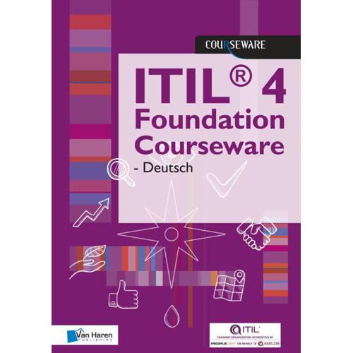 Courseware: ITIL?? 4 Foundation Courseware - Deuts