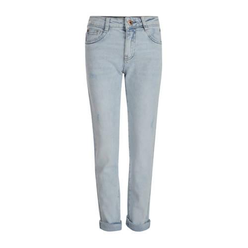 JILL MITCH boyfriend jeans light denim bleached