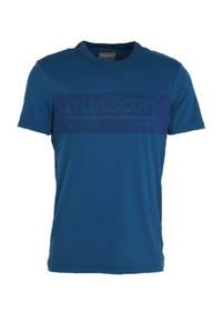 Lyle & Scott   hardloopshirt blauw, Blauw