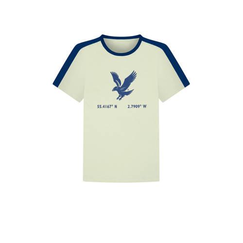 Lyle & Scott T-shirt mintgroen