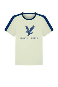 Lyle & Scott   T-shirt mintgroen, Mintgroen