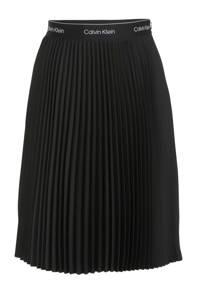 CALVIN KLEIN rok zwart, Zwart