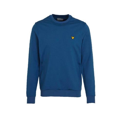 Lyle & Scott sweater blauw