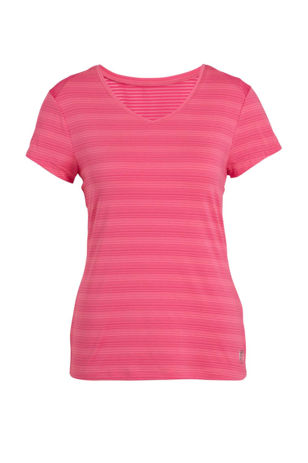 Falcon sport T-shirt roze, Roze