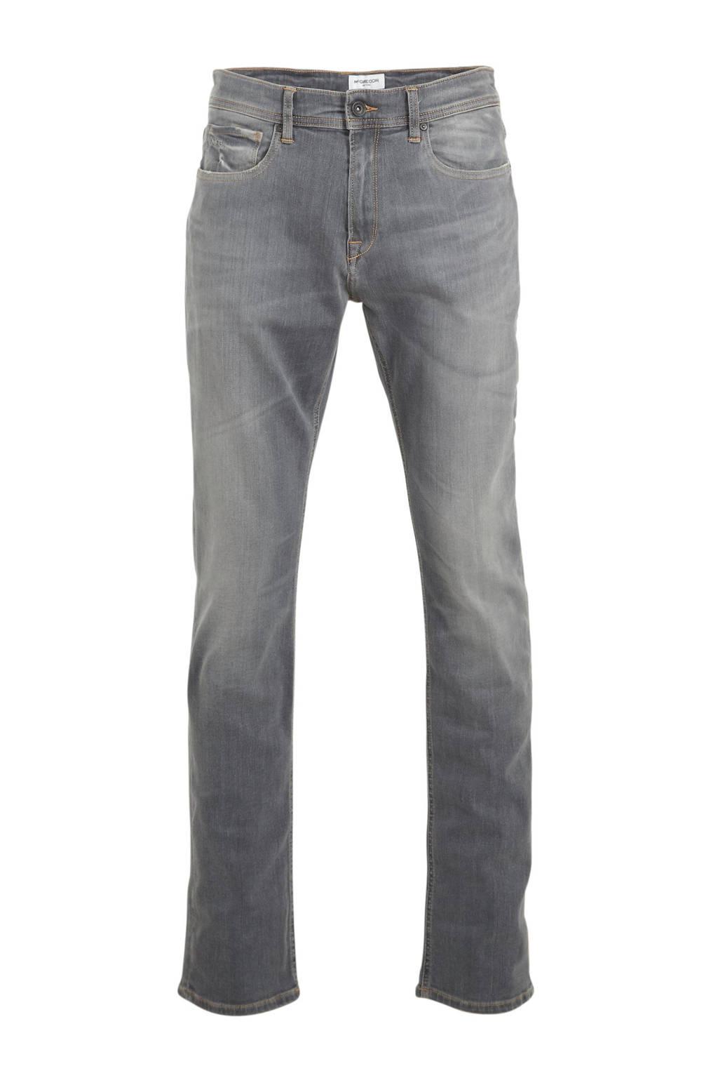 McGregor regular fit jeans denim mid grey wash, Denim mid grey wash