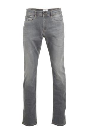 regular fit jeans denim mid grey wash