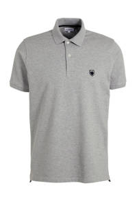 McGregor slim fit polo grijs, Grijs