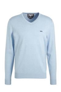 McGregor trui met logo lichtblauw, Lichtblauw