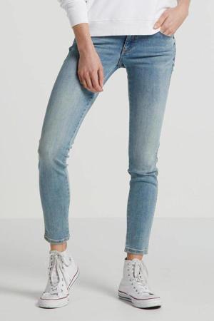 low waist skinny jeans Ultra curve blauw