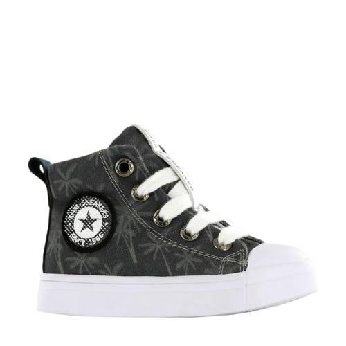 Shoesme SH20S008-B sneakers met palmbomenprint