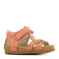Shoesme BI20S075-C  leren sandalen oudroze, Oudroze
