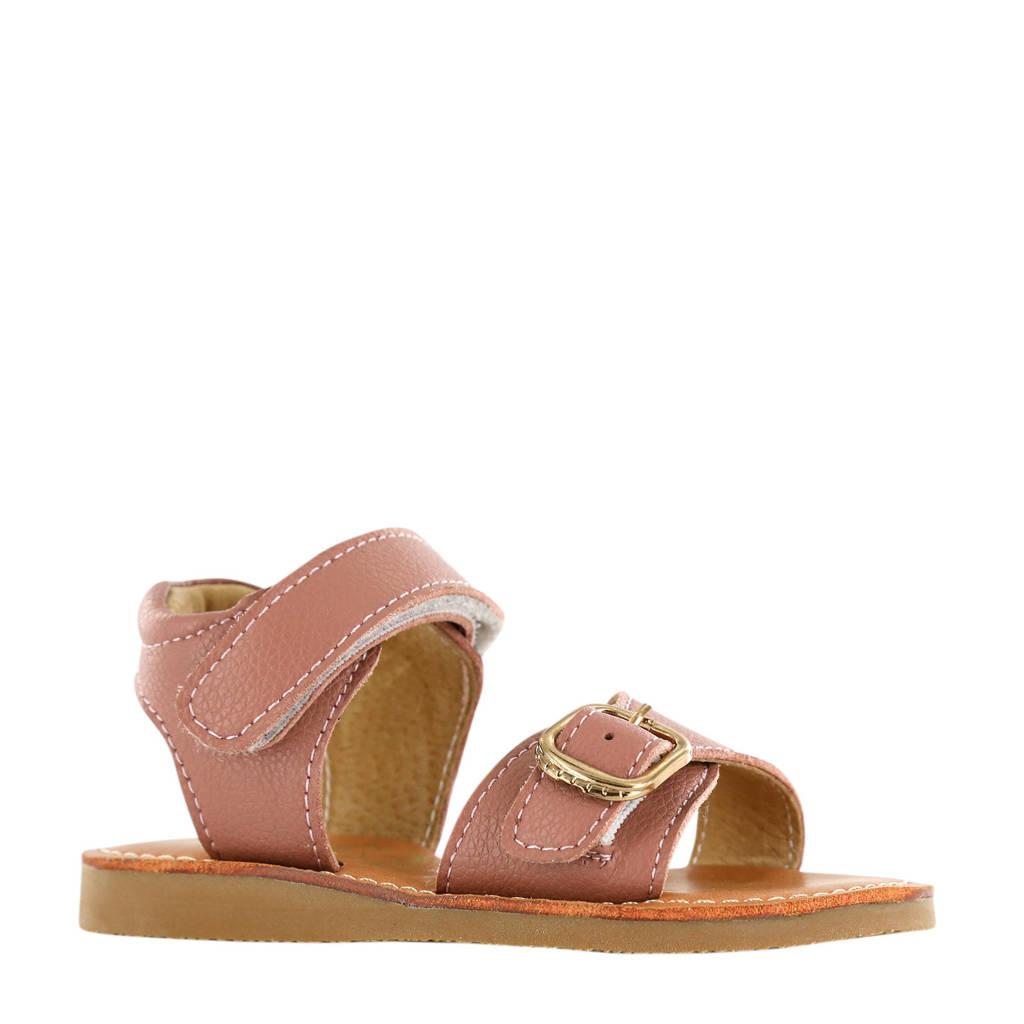 Shoesme CS20S004-F  leren sandalen roze, Roze