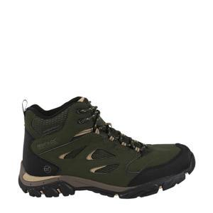 Holcombe Iep Mid wandelschoenen groen/beige