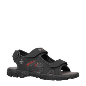 Holcombe Vent  outdoor sandalen grijs/rood