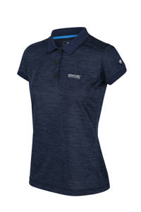 Regatta outdoor polo Remex donkerblauw, Donkerblauw