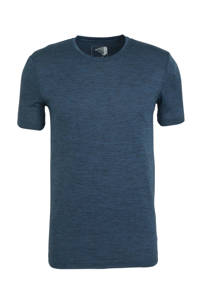 Regatta outdoor T-shirt grijs/blauw, Grijs/blauw