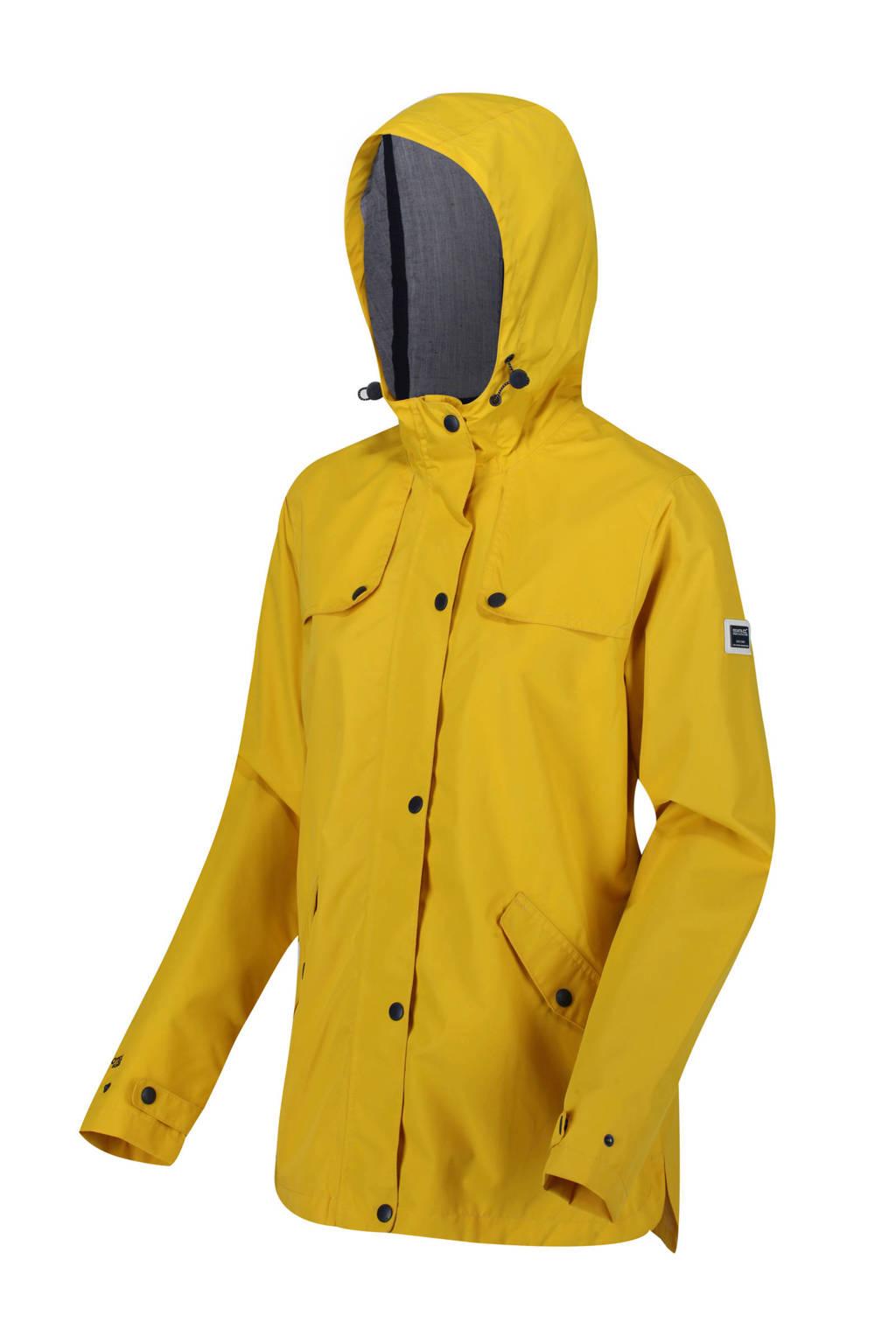 Regatta outdoor jack Bertille geel, Geel