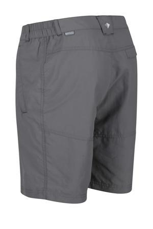 outdoor short Leesville grijs