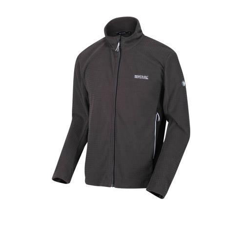 Regatta outdoor fleece vest antraciet