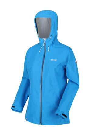 outdoor jas Hamara blauw