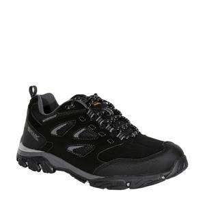 Holcombe Iep Low wandelschoenen zwart/grijs