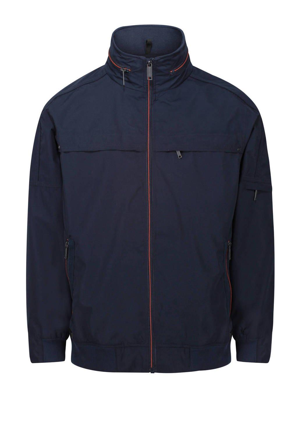 Regatta outdoor jas donkerblauw, Donkerblauw